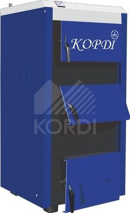 Котел твердотопливный Корди АОТВ - 40 С